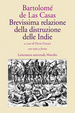 Cover of Brevissima relazione della distruzione delle Indie