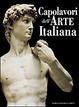 Cover of Capolavori dell'arte italiana