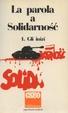 Cover of La parola a Solidarność