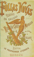 Cover of Follas novas