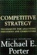 Cover of Competitive Strategy