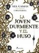 Cover of La joven durmiente y el huso