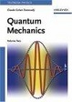 Cover of Quantum Mechanics, Vol. 2
