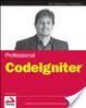 Cover of Professional CodeIgniter