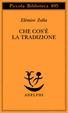 Cover of Che cos'è la tradizione