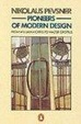 Cover of Pioneers of Modern Design