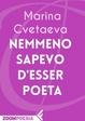 Cover of Nemmeno sapevo d'esser poeta