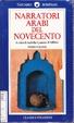 Cover of Narratori arabi del Novecento