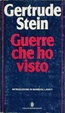 Cover of Guerre che ho visto