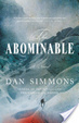 Cover of The Abominable