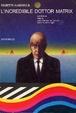 Cover of L'incredibile dottor Matrix