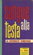 Cover of Sangue alla testa