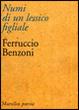 Cover of Numi di un lessico figliale