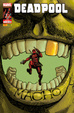 Cover of Deadpool n. 12
