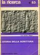 Cover of Storia della scrittura