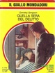 Cover of Quella sera del delitto