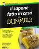 Cover of Il sapone fatto in casa for dummies