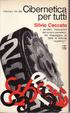 Cover of Cibernetica per tutti - vol 1