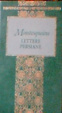 Cover of Lettere persiane