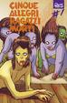 Cover of Cinque allegri ragazzi morti #1