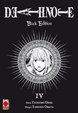 Cover of Death Note. Black edition vol. 4
