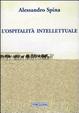 Cover of L'ospitalità intellettuale