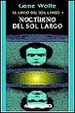 Cover of NOCTURNO DEL SOL LARGO