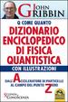Cover of Dizionario enciclopedico di fisica quantistica