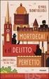 Cover of Mortdecai e il delitto perfetto