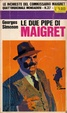 Cover of Le due pipe di Maigret