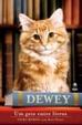 Cover of Dewey - Um Gato Entre Livros