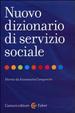 Cover of Nuovo dizionario di servizio sociale
