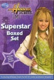 Cover of Hannah Montana superstar boxed set