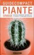 Cover of Piante grasse. Conoscere, riconoscere e coltivare tutte le cactacee e le succulente più diffuse