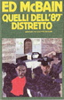 Cover of Quelli dell'87º distretto