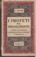 Cover of I profeti del Rinascimento