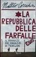 Cover of La repubblica delle farfalle