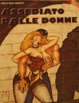 Cover of Assediato dalle donne