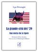 Cover of La grande crisi del '29. Una storia che si ripete