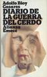 Cover of Diario de la guerra del cerdo