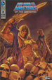 Cover of He-Man and the Masters of the Universe #21