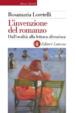 Cover of L'invenzione del romanzo