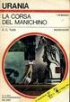 Cover of La corsa del manichino