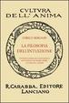 Cover of La filosofia dell'intuizione