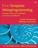 Cover of C++ Template Metaprogramming