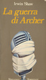 Cover of La guerra di Archer