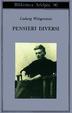 Cover of Pensieri diversi