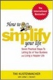 Cover of How to Simplify Your Life