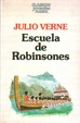 Cover of Escuela de Robinsones