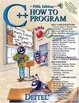 Cover of C++ How to Program